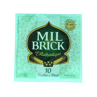 Mil Brick Sheets Thin 170g 10's