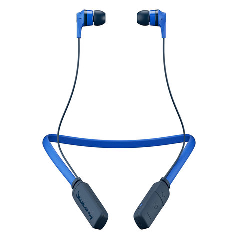 Skullcandy-Earphone-Ink'D-Blue