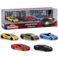 Majorette - Lamborghini 5pcs Set Giftpack