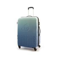Kamiliant Hard Hari Spinner Luggage Trolley Bag 55CM Blue Gradation