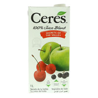 Ceres Secrets of the Valley Juice Blend 1L