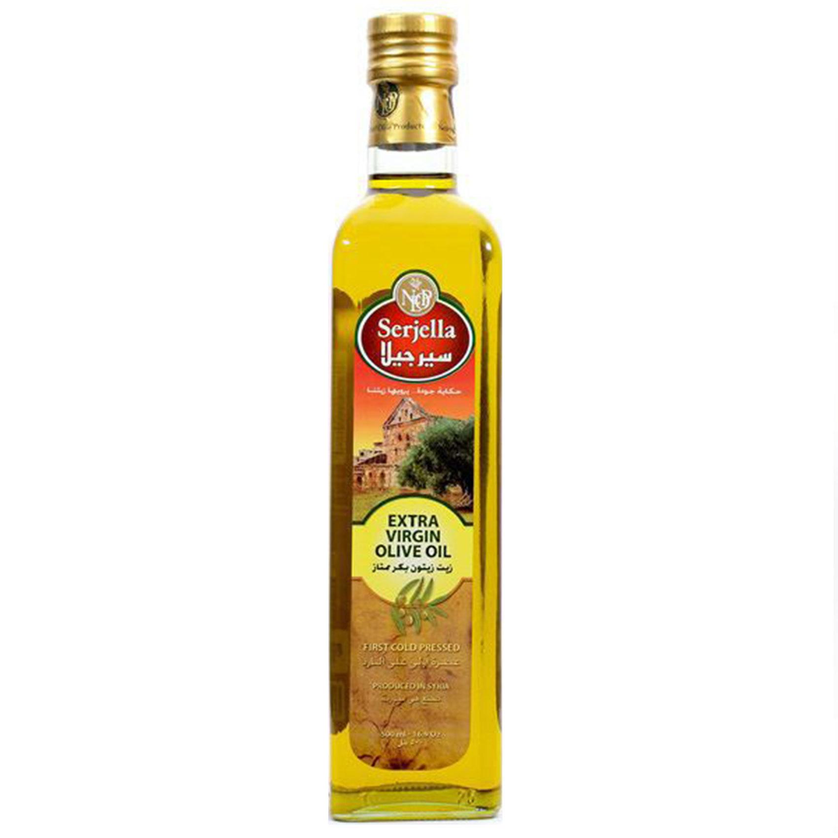 SERJELLA OLIVE OIL EXT VIRGIN 500ML