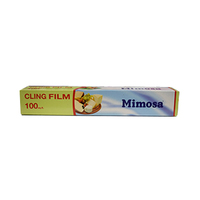 Mimosa Cling Film 100 Square Feet 30CM