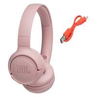 JBL Bluetooth Headphone Tune T500BT Pink