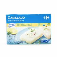 Carrefour Cod Fish Slices 1 Kg