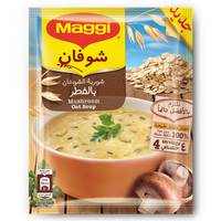 Maggi Soup Oat Mushroom 65g