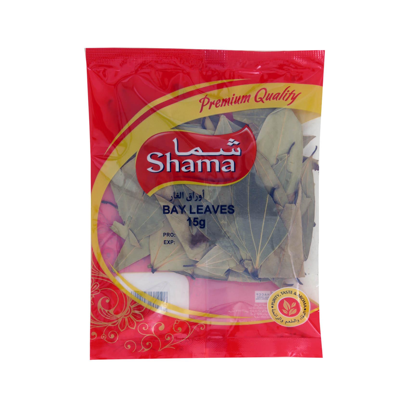 SHAMA BAY LEAVES 15GR