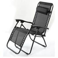 Paradiso Camping Steel Chair Recliner