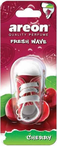 Areon Air Freshener Cherry Fresh Wave Shose
