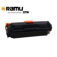 رامو خرطوشة حبر ليزرية متوافقة مع إتش بي CF400A لون أسود