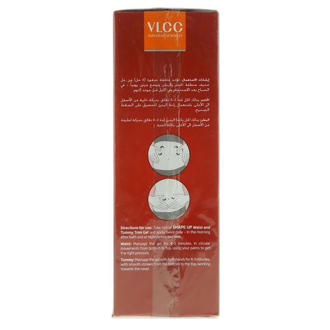 Vlcc-Shape-Up-Waist-&-Tummy-Trim-Gel-200ml