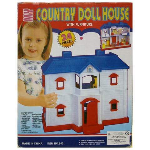 Buy My Country Doll House Online Shop Toys On Carrefour Uae