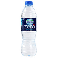 Al Ain Bottled Drinking Water Zero 500ml