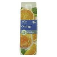 Carrefour Orange Juice 1L