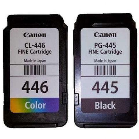 Canon-Cartridge-PG445-Black-&-CL446-Color