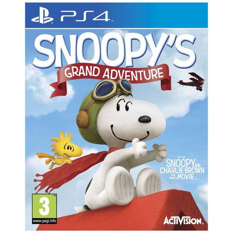 Sony-PS4-The-Peanuts-Movie:-Snoopy