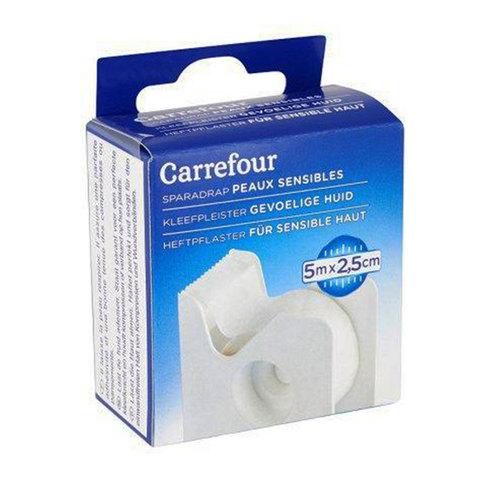 Carrefour-Sparadrap-Sensitive-Skin-5-m-x-2.5cm
