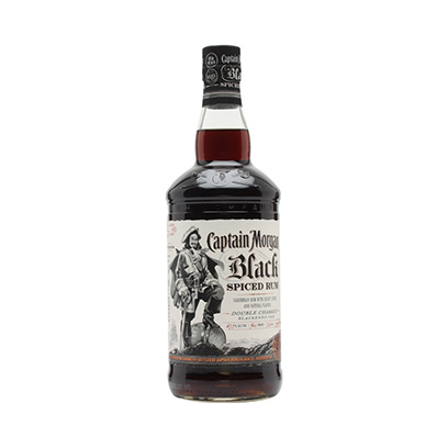 4169cd7f0a496 Buy Captain Morgan Black Rhum 37%V Alcohol 75CL Online - Shop null ...