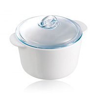 Pyrex Vitro Ceramic Casserole 2.2L