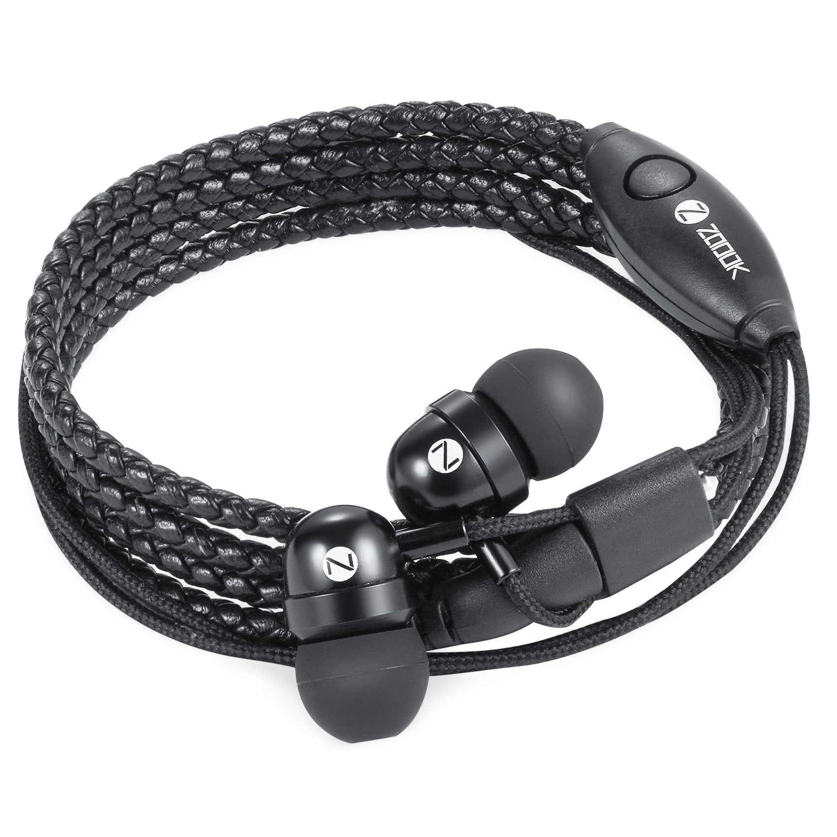 ZOOOK EARPHONE WRISTWRAP