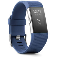 Fitbit Wearable Charge-2 Small Blue Silver