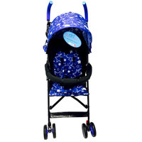 Cuddles Stroller with 5 Point of Safety 0+ Blue'