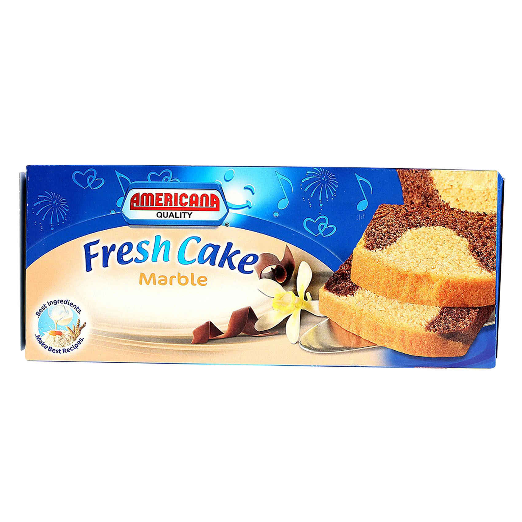 AMERICANA CAKE MARBLE 230G