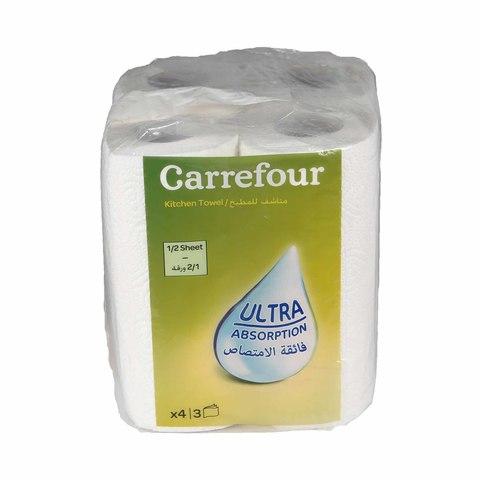 Carrefour-Kitchen-Towel-4-Pieces