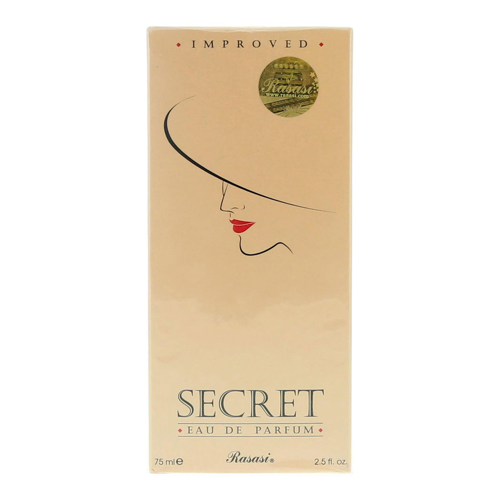 SECRET E.D.P 75ML