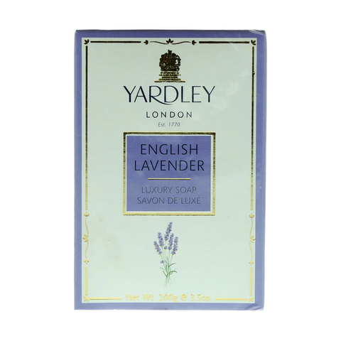 Yardley-English-Lavender-Luxury-Soap-100G