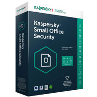 Kaspersky Small Office Security 10+10 Users+1 Server