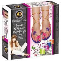 Go Toys Fashion Times - Bead N' Ribon Flip Flop
