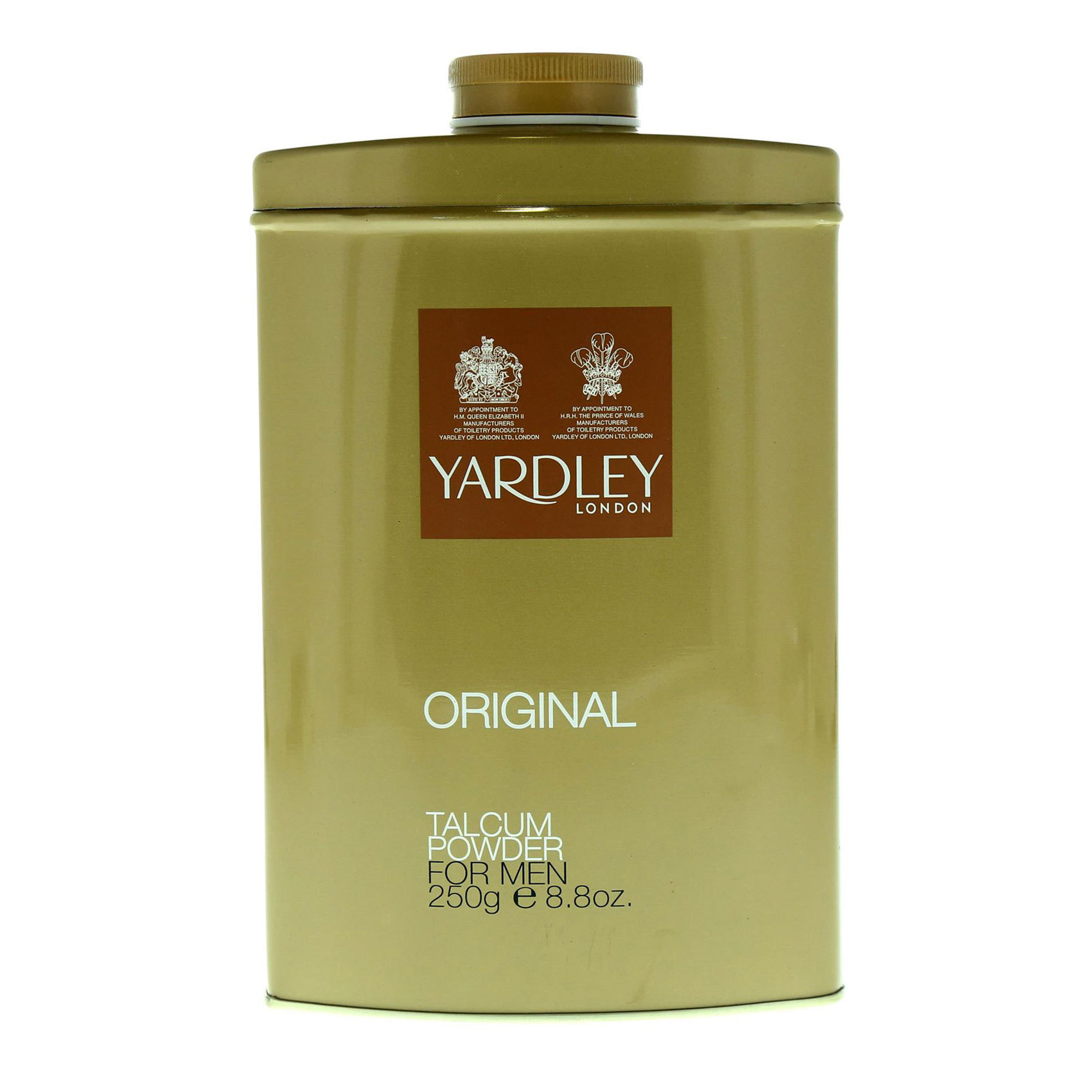 YARDLEY ORIGINAL TALC 250G