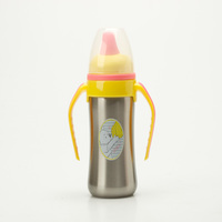 Disney Smash-Stainless Steel Sipper Cup Winnie the Pooh