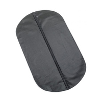 Go Travel The Suiter Garment Bag Black