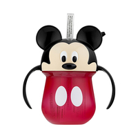 Disney Mickey  Sculpted Trainer Cup With Handle