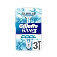 Gillette Blue 3 Cool 3 Rasors