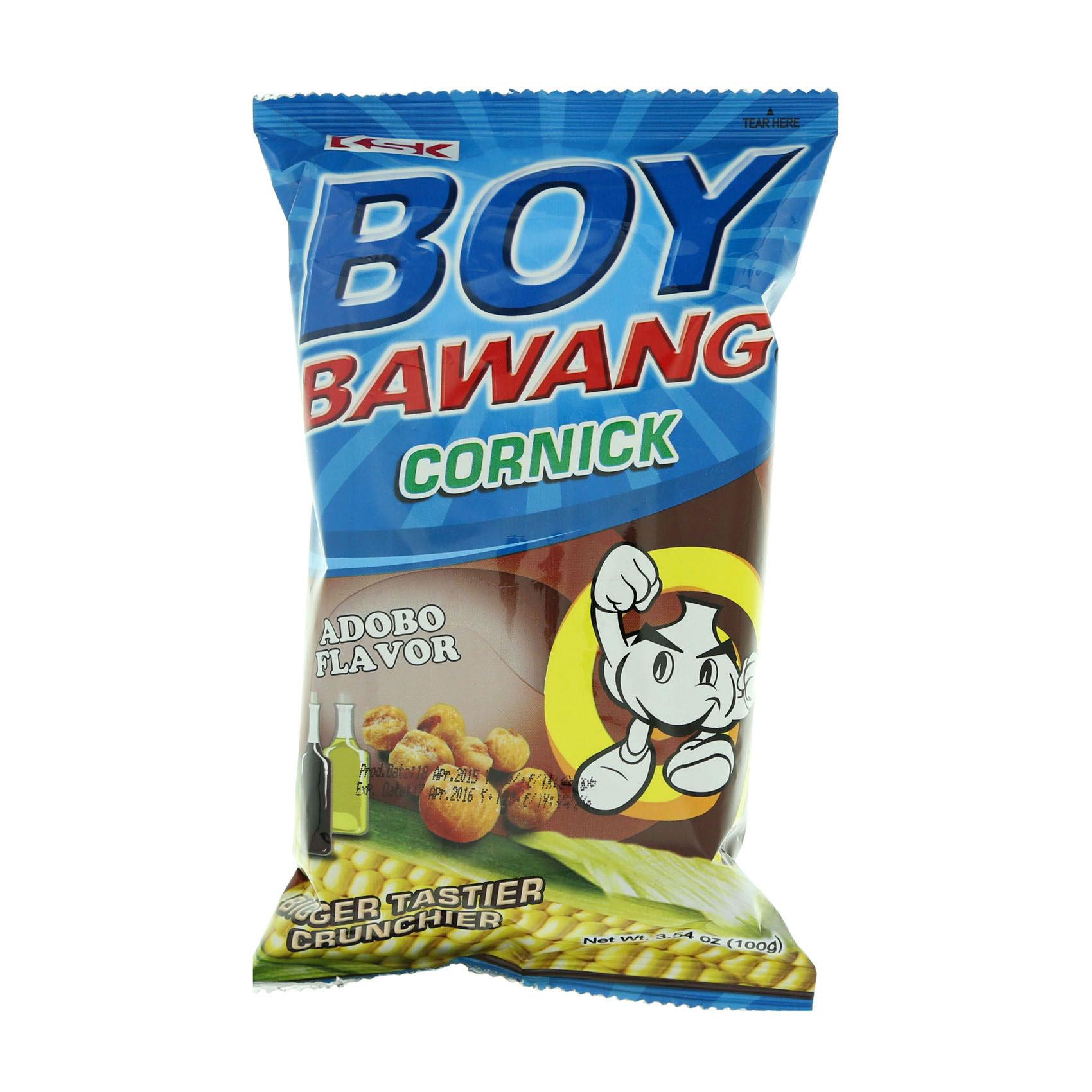KSK BOY BAWANG ADOBO 100G