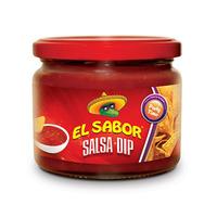 El Sabor Hot Salsa Dip 300GR