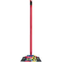Vileda Indoor Broom 2 in 1 Floor Cleaning