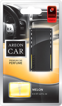 Areon Air Freshener Melon Car 8 Ml Blister