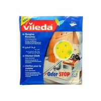 Vileda Antibacterial Cloth 1 Piece
