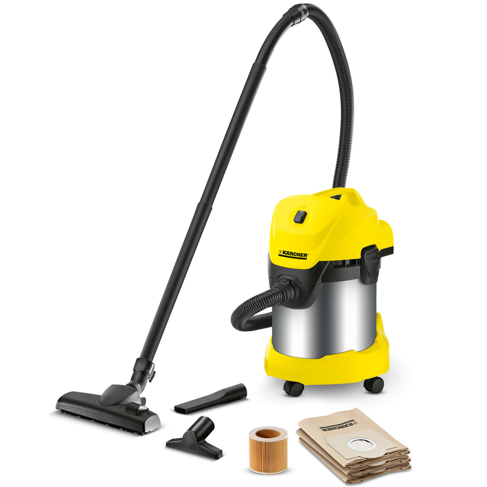 KARCHER V-CLEANER W&D MV3/WD3 PREM