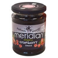 Meridian Organic Cranberry Sauce 284g