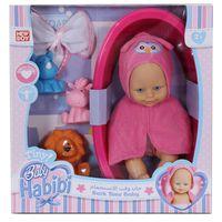 "Baby Habibi Bath Time Baby 10""-Randomly Selected"