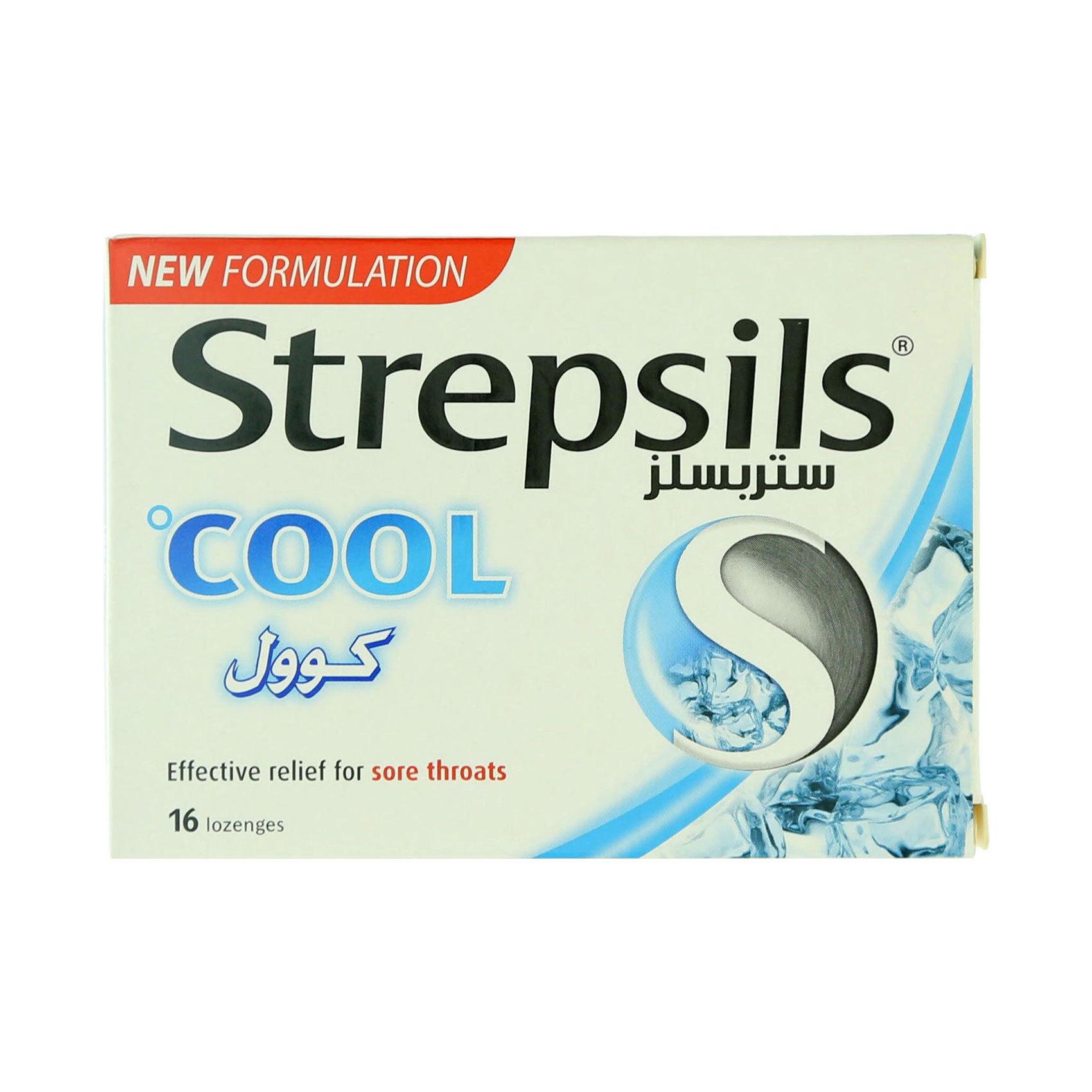 STREPSILS-COOL