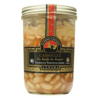La Ferme St Jacques Cassoulet with Duck Confit 1kg