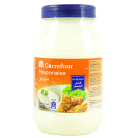 Carrefour Mayonnaise Full Fat Jar 946ml