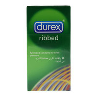 Durex Ribbed 12 Condoms