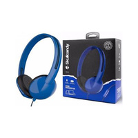 Skullcandy Stim Headphones With Mic S2LHY-K569 Royal Navy